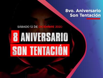 8vo ANIVERSARIO SON TENTACION