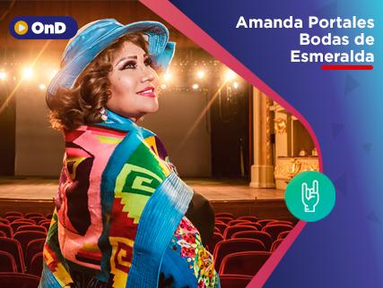 AMANDA PORTALES - BODAS DE ESMERALDA