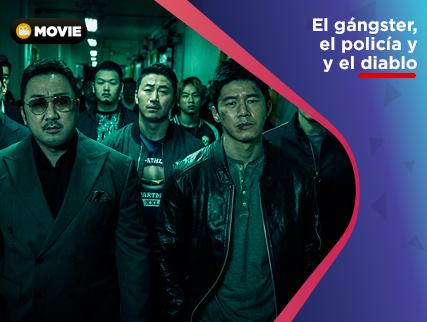 EL GANGSTER, EL POLICIA Y EL DIABLO