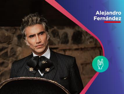 ALEJANDRO FERNANDEZ - LIVE STREAMING PERÚ