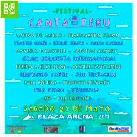 CANTA PERU ARENA PERÚ - SANTIAGO DE SURCO - LIMA