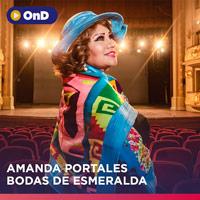 AMANDA PORTALES - BODAS DE ESMERALDA STREAMING ON DEMAND TLK - LIMA