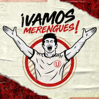VAMOS MERENGUES CLUB UNIVERSITARIO DE DEPORTES - ATE - LIMA