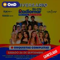 EL ANIVERSARIO DE RADIOMAR STREAMING TLK PLAY - LIMA