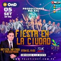 RIO BAND FIESTA EN LA CIUDAD  STREAMING TLK PLAY - LIMA