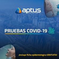 APTUS Domicilio - Prueba Rápida Serológica IgM/IgG 20min Clínica Aptus Salud Empresarial - JESUS MARIA - LIMA