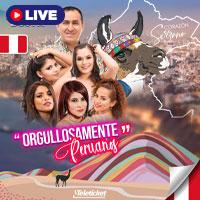 ¡ORGULLOSAMENTE PERUANOS! - CORAZÓN SERRANO STREAMING TLK PLAY - LIMA