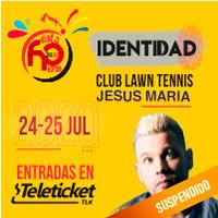FEST PERÚ 2020 IDENTIDAD CLUB LAWN TENNIS - JESUS MARIA - LIMA