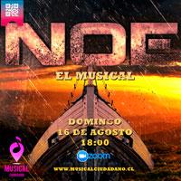 NOE, EL MUSICAL - TEATRO INCLUSIVO WWW.ZOOM.US - WEB