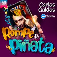 ROMPE LA PIÑATA - CARLOS GALDÓS WWW.ZOOM.US - WEB