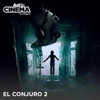 EL CONJURO 2 CINEVIAJEROS - SAN MIGUEL - LIMA