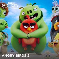 ANGRY BIRDS 2 CINEVIAJEROS - SAN MIGUEL - LIMA