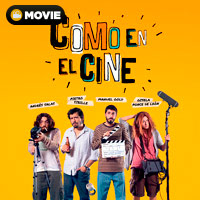 COMO EN EL CINE STREAMING TLK PLAY - LIMA