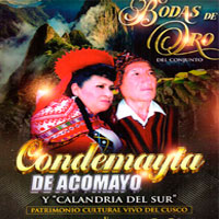 BODAS DE ORO CONJUNTO CONDEMAYTA DE ACOMAYO GRAN TEATRO NACIONAL - SAN BORJA - LIMA