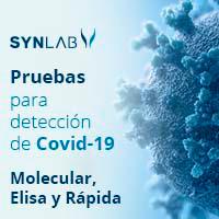 SYNLAB - PRUEBAS MOLECULARES PARA COVID19 SYNLAB PERU - MIRAFLORES - LIMA