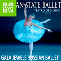 GALA JEWELS RUSSIAN BALLET AUDITORIO COLEGIO SANTA URSULA - SAN ISIDRO - LIMA