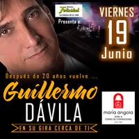 GUILLERMO DAVILA - CERCA DE TI  Centro de convenciones Maria Angola - MIRAFLORES - LIMA