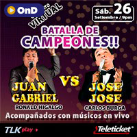 BATALLA DE CAMPEONES STREAMING TLK PLAY - LIMA