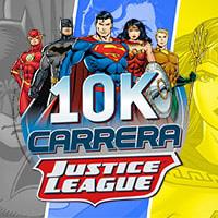 CARRERA 10K JUSTICE LEAGUE PARQUE CENTRAL MIRAFLORES-PARQUE KENNEDY - MIRAFLORES - LIMA