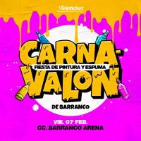 CARNAVALÓN DE BARRANCO CENTRO DE CONVENCIONES BARRANCO ARENA - BARRANCO - LIMA